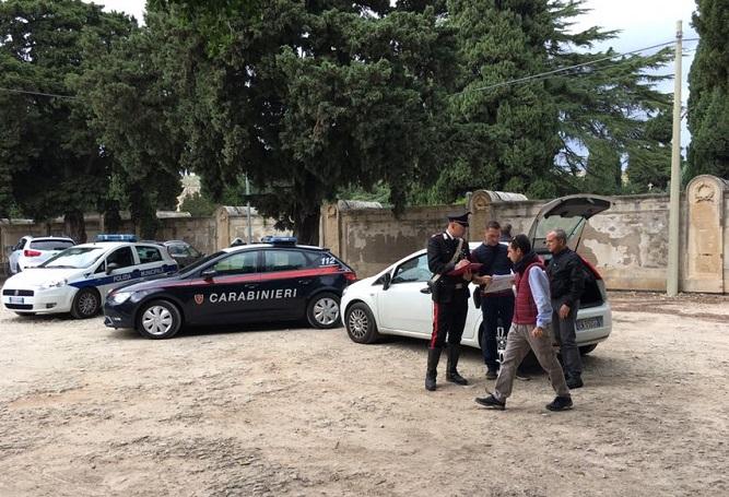 Benevento. Controlli nei confronti dei parcheggiatori abusivi extracomunitari, ferito Vigile Urbano