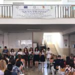 """Scuola, pomeriggio di festa al liceo """"Quintiliano"""" per il saluto ai neo diplomati"""