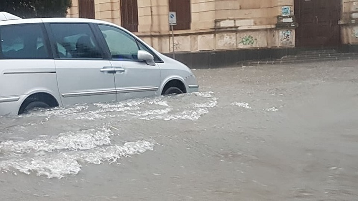 Maltempo, allerta meteo a Palermo e provincia il 5 febbraio 2019