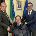 """Treni più accessibili a disabili ed anziani, accordo tra I.T.I. """"Enrico Fermi"""" e FIABA"""