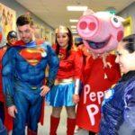 """Arrivano i """"Superheroes"""", per regalare un sorriso ai bambini ricoverati negli ospedali"""