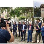 """Il parco giochi di Piazza Adda da oggi si chiama ufficialmente """"Parco Giochi Corrado Cartia"""""""