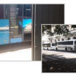 Autobus davanti al Palazzo dell'ex Provincia, il Comune ribadisce: c'è il divieto di sosta