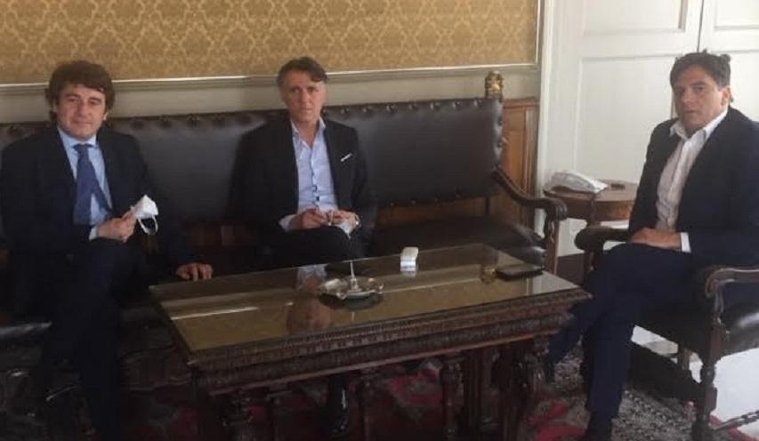Catania calcio, il sindaco: salvare la matricola. Il fallimento sarebbe un oltraggio verso i tifosi