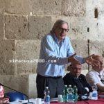 Giornalista aggredita verbalmente da Sgarbi, solidarietà di Roberto Alosi (Cgil) a Laura Valvo