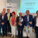 Costruttori edili, Santo Cutrone riconfermato presidente di Ance Sicilia.Ecco la sua squadra