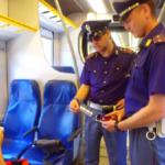 """Polfer: il bilancio della """"Rail Action Week"""", Controlli sui treni e nelle stazioni siciliane"""