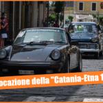 """Catania. Tra sport, cultura e natura la prima storica rievocazione della """"Catania-Etna 1923"""""""