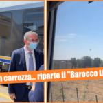 """Turismo. Riprende il viaggio nel sud-est siciliano del treno """"Barocco Line"""". Fino al 10 ottobre"""