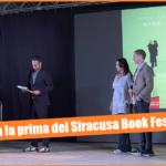 """""""Siracusa Book Festival"""". Buona la prima! In piazza Minerva, cultura fa rima con lettura"""
